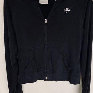 Nike | vintage zip up hoody
